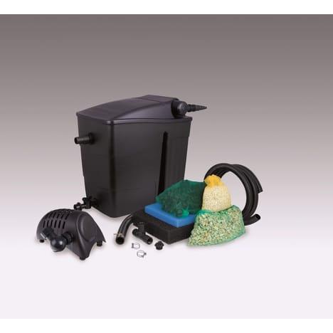 Kit de filtration pour bassin ou piscine jusqu'à 12.5m³ Filtramax 12500 PlusSet