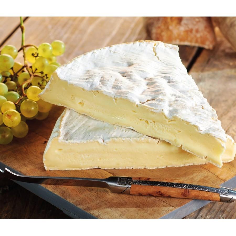Fromage Brie Le Roitelet à la coupe - 150g (via BDR)