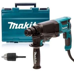 Perforateur Burineur Makita HR2630X7 SDS Plus - 800W (Vendeur Tiers)