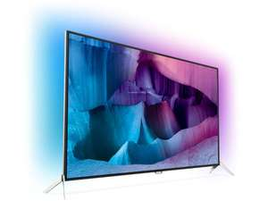"TV LED 65"" Philips 65PUS7600 Ambilight 3 canaux - UHD 4K, 3D Active, Smart TV (Modèle d'exposition)"