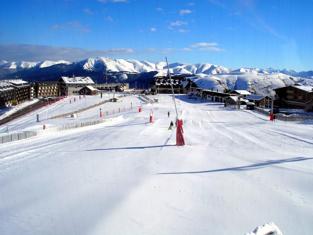 30% de réduction sur une sélection de forfaits de ski 2 jours dans les stations Altiservices (Pyrénées)