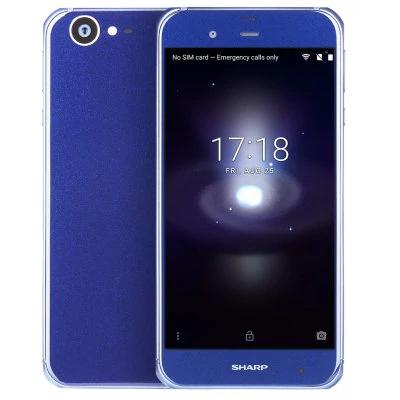 "Smartphone 5.3"" Sharp Aquos P1 - Full HD, Snapdragon 820, 3 Go RAM, 32 Go ROM, 4G, pas de FR (sans B20 et B7)"