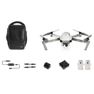 DJI Mavic Pro Platinum Foldable RC Quadcopter - Version COMBO  PLATINUM