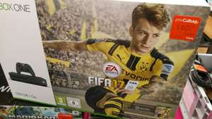 Console Xbox One S Grise - 500 go + FIFA 17 - National