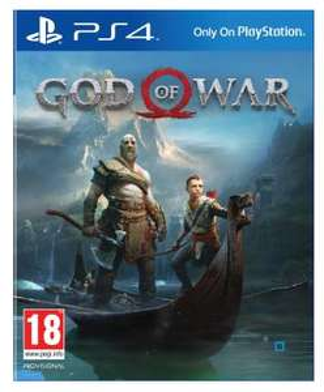 [Adhérent Fnac] Precommande :God of war sur PS4 (+15€ offerts en carte cadeau)