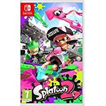 Jeu Splatoon 2 sur Nintendo Switch