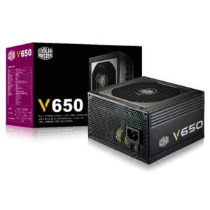 Alimentation modulaire Cooler Master V650 - 650W, 80+ Gold