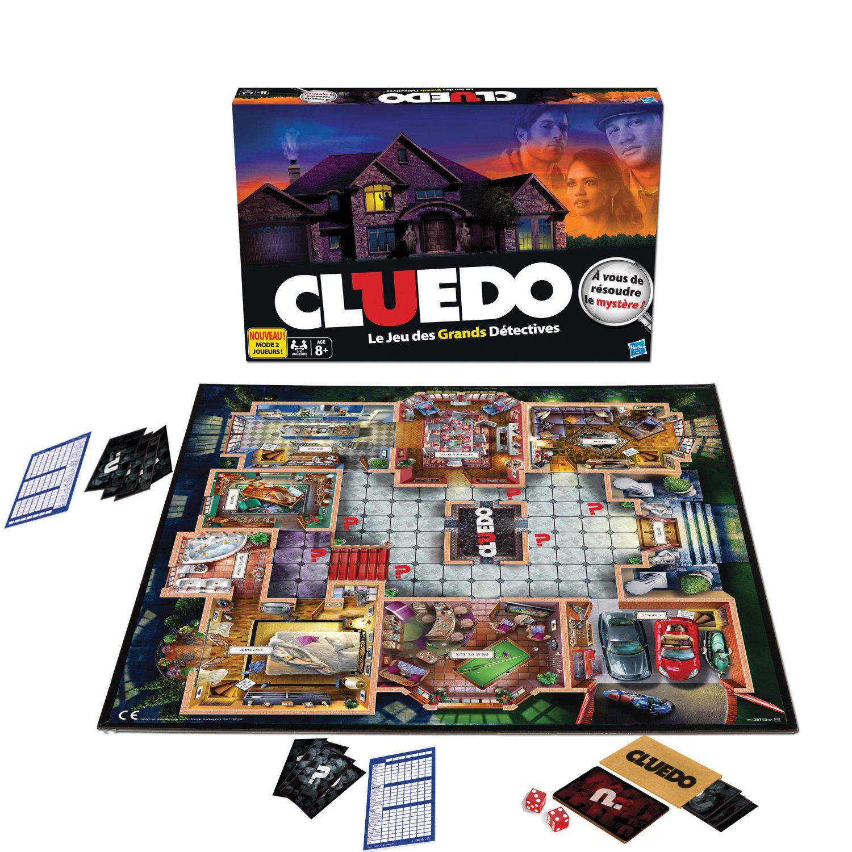 Jeu de société  Cluedo (ODR 50%)