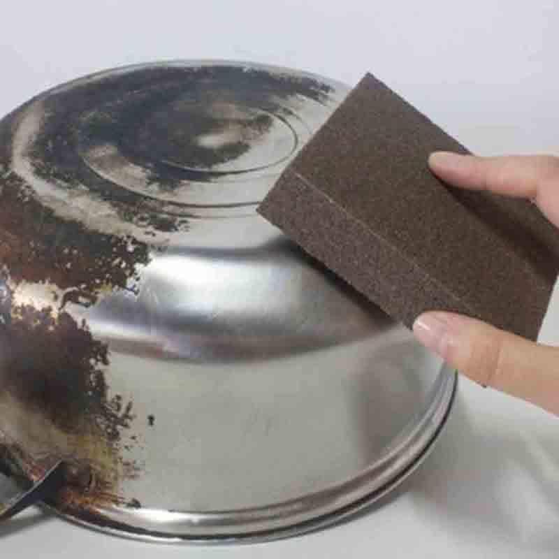 Eponge de cuisine anti-rouille