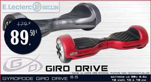 Hoverboard Giro Dive 6.5 - Leclerc seclin (59)