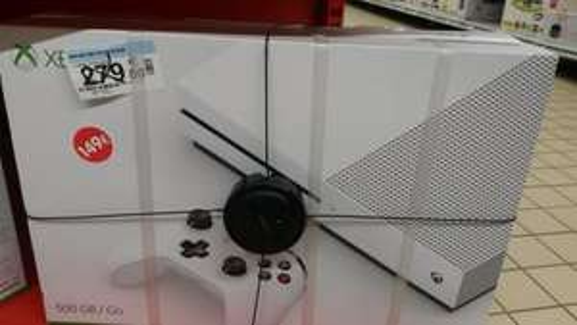 Console Microsoft Xbox One S - 500 Go - Fécamp (76)