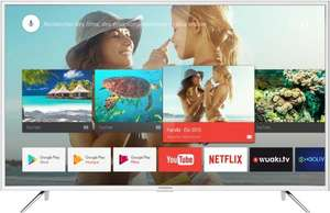 TV 55'' Thomson 55UV6416W - UHD 4K, Android TV, HDR 10