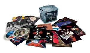 Coffret 19 CD, Albums Collection : Judas Priest The Complete