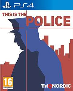 Jeu This is the Police sur PS4 ou Xbox One