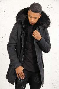 Parka homme Project X Brentiny