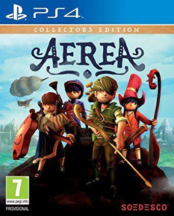 Jeu Aerea sur PS4 - Edition collector