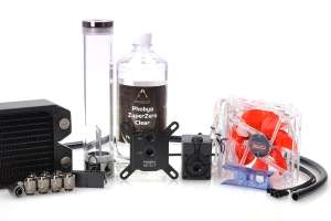 Kit complet pour watercooling custom Phobya Pure Performance Kit 360LT