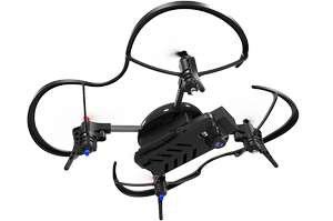 Micro-drone RTF ExtremeFlyers 3.0 + - rouge