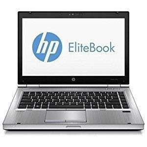 "PC portable 14.1"" HP EliteBook 8470p (i5-3320M, 4 Go de RAM, 320 Go, Windows 7 Pro) - reconditionné"