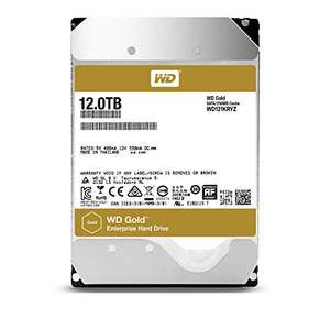 "Disque dur interne 3.5"" Western Digital Gold - 12 To"
