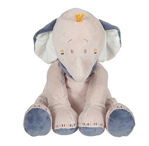 Peluche Noukies Bao l'éléphant - 40 cm