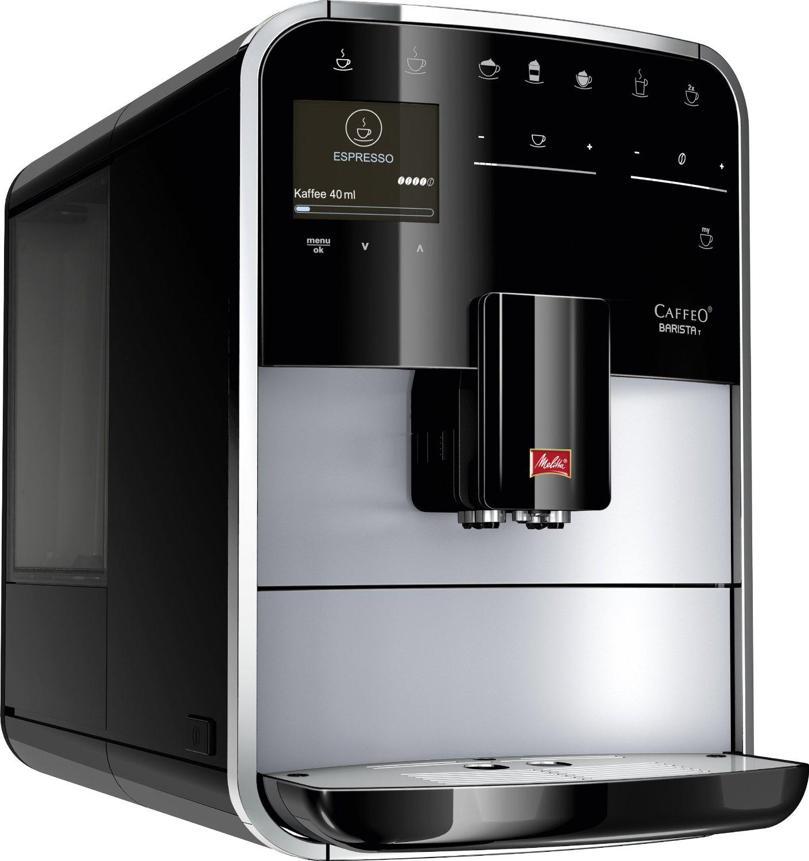Machine à café automatique avec broyeur Melitta Barista T F731-101