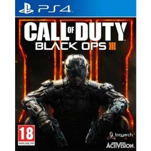 Call of Duty: Black Ops III sur PS4 au E.Leclerc Seclin (59)