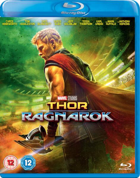 [Pré-commande] Blu-ray Thor : Ragnarok