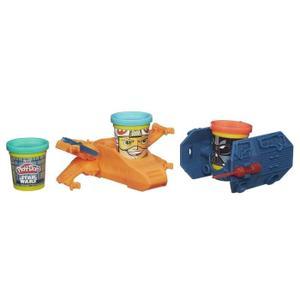 Pack de 3 pots de pâte-à-modeler Play-Doh Star Wars - modèles aléatoires