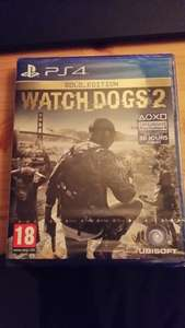 Watch Dogs 2 Gold Edition sur PS4 - Villiers-en-Bière (77)