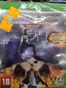 Saints Row IV First Edition sur Xbox One - Villabe (91)