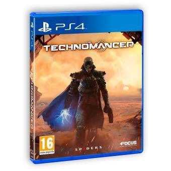 Jeu The Technomancer sur PS4