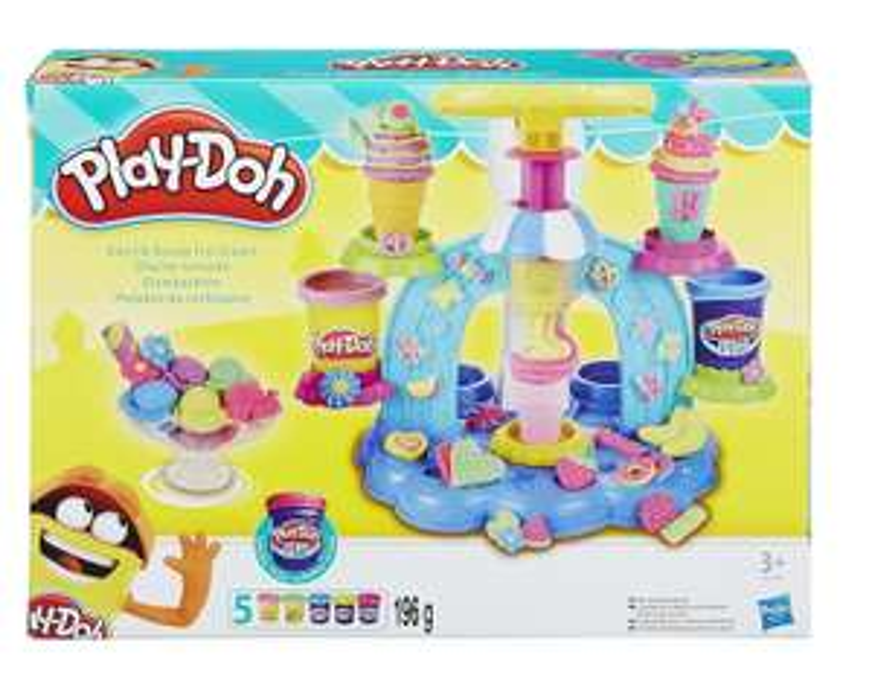 [Membres Prime] Coffret pâte à modeler Play-Doh : Le glacier torsade