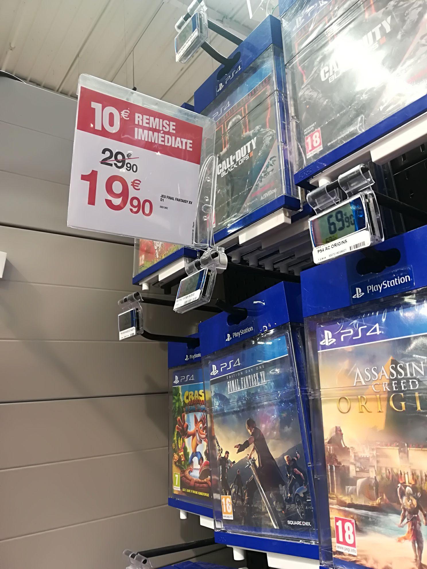 Final Fantasy XV sur PS4 Saint-André (10)
