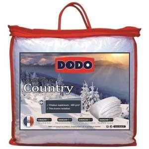 Couette chaude Dodo Country - 400gr/m², 220x240cm
