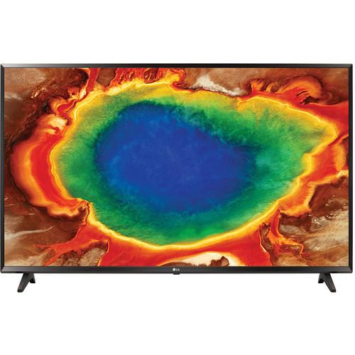 """TV 49"""" LG 49UJ630V - LED 4K HDR (avec ODR de 100€)"""