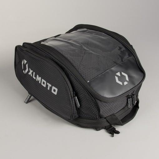 Sacoche de réservoir XLmoto 20L+8L / Sac à dos