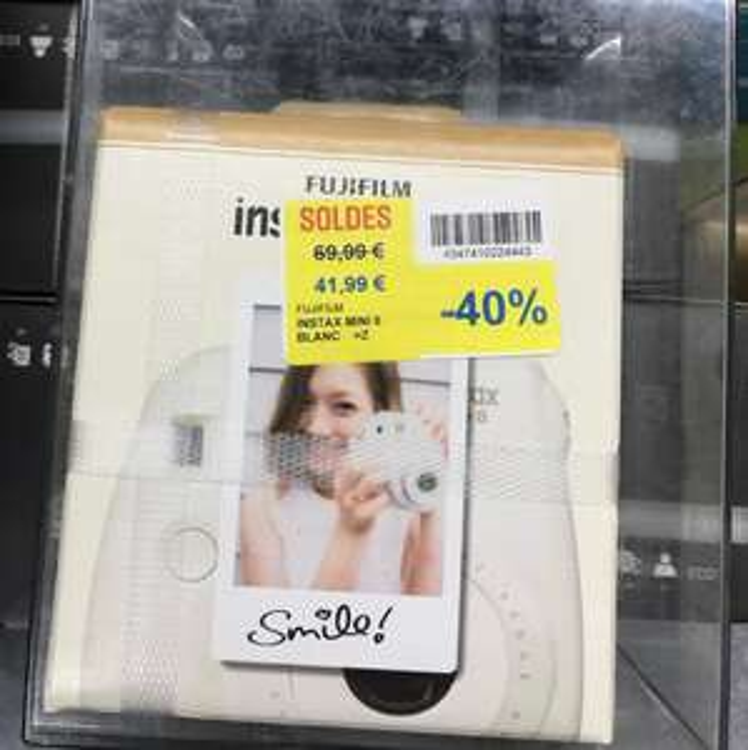 Instax Fujifilm Mini 8 - Blanc - Rosny 2 (93)