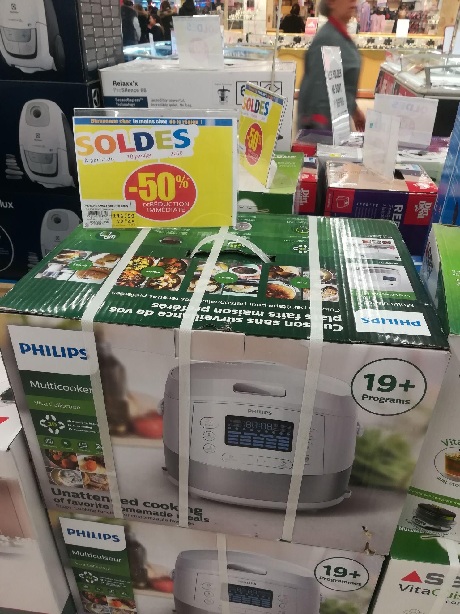 Multicuiseur Philips HD4731/77 Viva - Clichy Sous Bois (93)