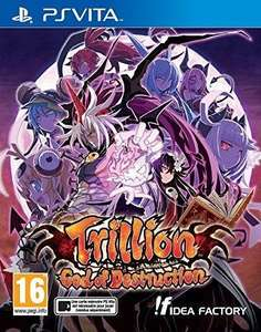 Sélection de Jeux PS Vita en Promotion - Ex: Trillion: God of Destruction