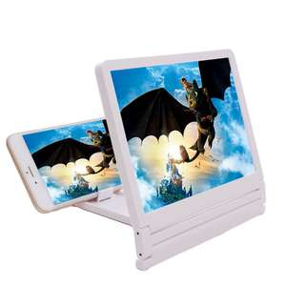 Agrandisseur d'écran pour Smartphones - 18 x 15 x 1.5cm