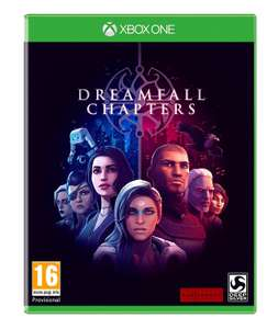 Sélection de jeux Xbox one en promotion - Ex : Dreamfall Chapters en magasin
