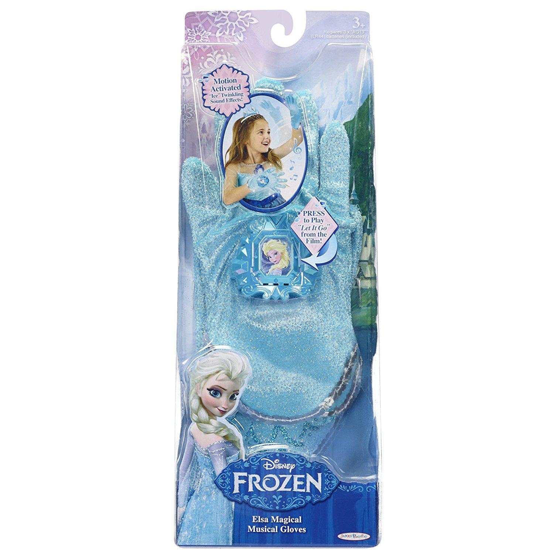 Gants musicaux Disney Elsa La Reine des Neiges