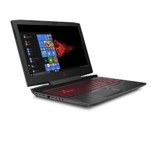 "PC Portable Gamer 15.6"" HP Omen HP15ce027nf - IPS Full HD 120Hz G-SYNC, i5-7300HQ, RAM 8Go, 1To, GTX 1060 6Go, Windows 10"