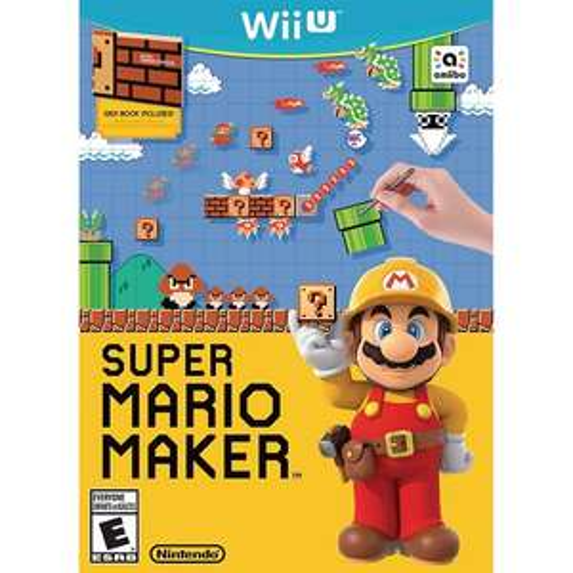 Super Mario Maker sur Wii U (Via Application Mobile)