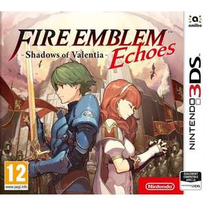 Fire Emblem Echoes : Shadows of Valentia sur Nintendo  3DS