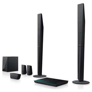 Ensemble home cinema 5.1 Sony BDV-E4100 - avec lecteur Blu-ray 3D, Bluetooth / NFC / Wi-Fi, 1000 W
