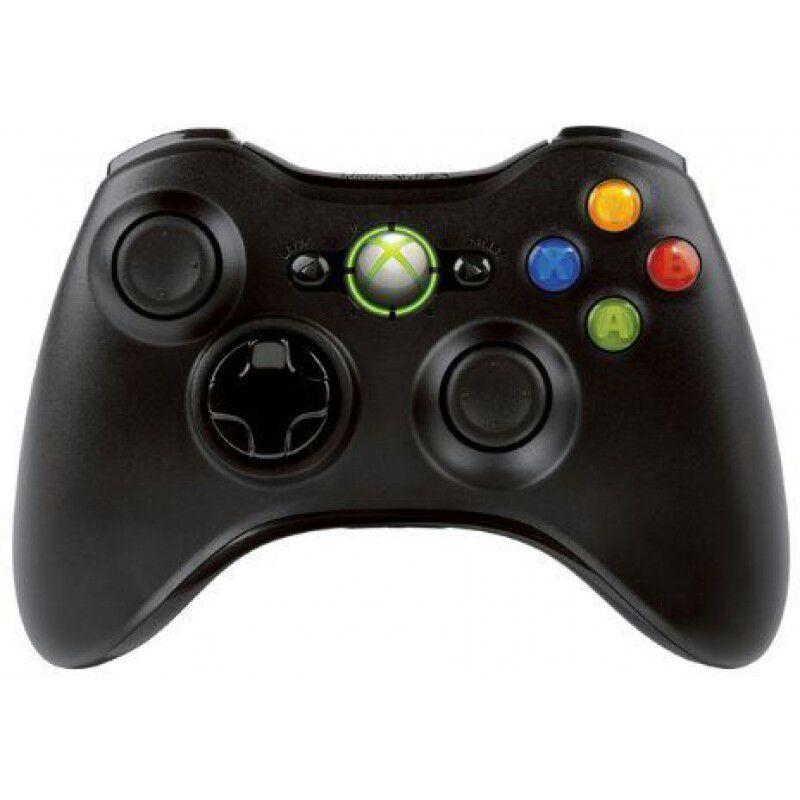 Manette de jeu sans-fil Microsoft pour Xbox 360 ou PC (Stock sur l'application)