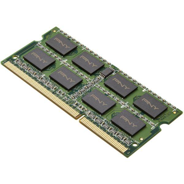 Mémoire RAM PNY SODIMM - 8 Go, DDR3, 1600 MHz