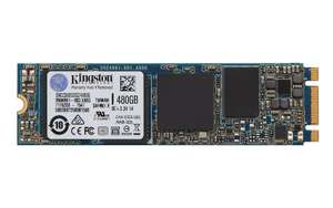 SSD Kingston SSDNow M.2 SATA G2 (MLC) - 480 Go